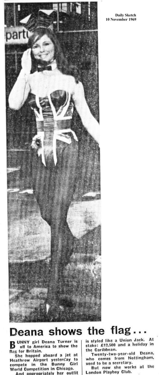 Daily Sketch, 10 November 1969