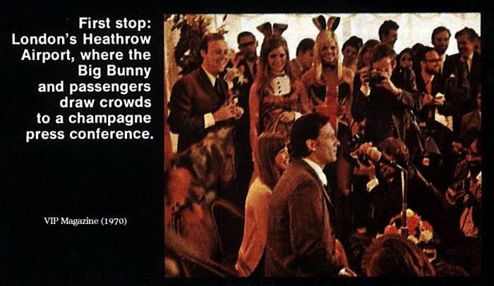VIP Magazine 1970
